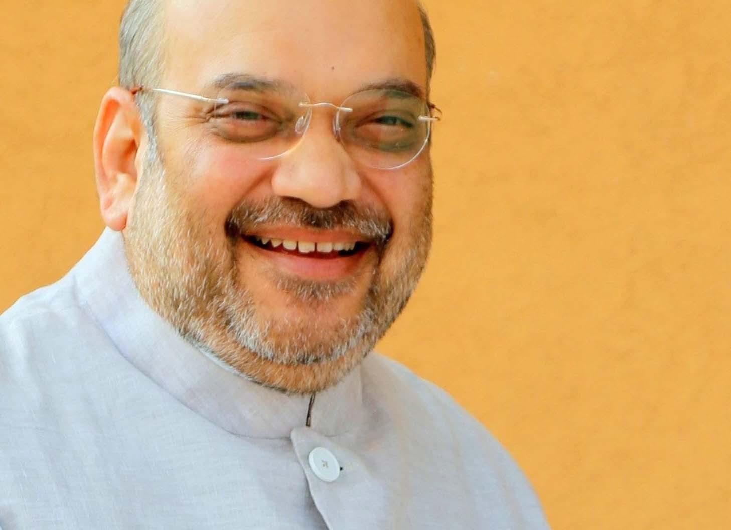 BJP will get over 45 seats: Shah