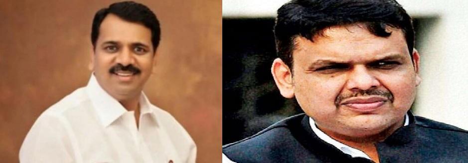 Ex-BJP Thane MLA & Fadnavis aide booked for rape