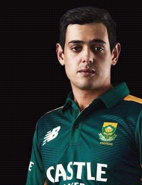 Team India 'unbelievable' but we are confident: de Kock