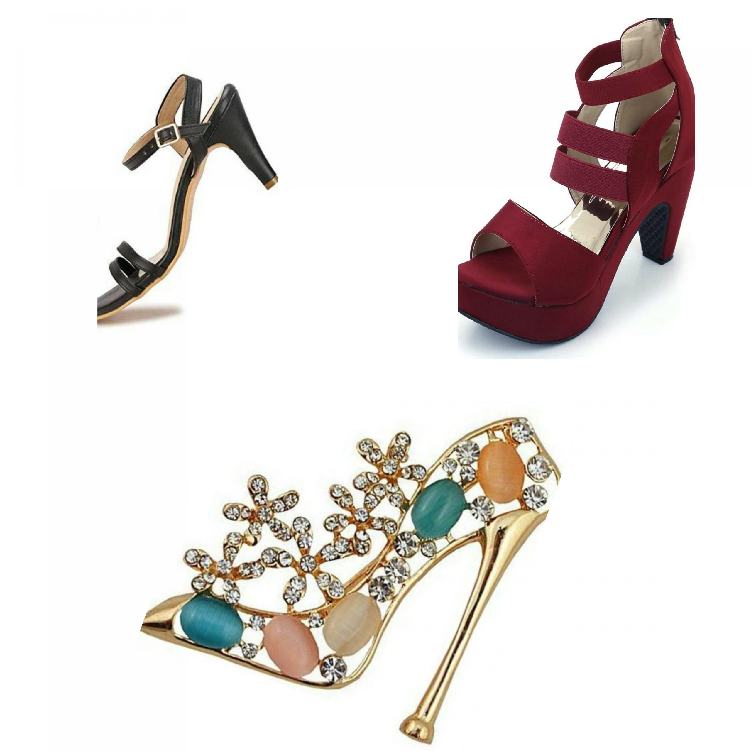 Wearing high heels may affect women's bone health