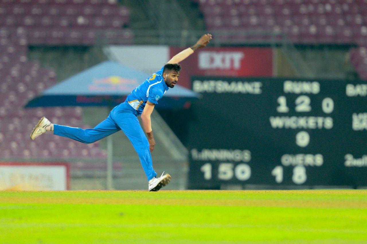 Hardik Pandya set to play in South Africa ODIs