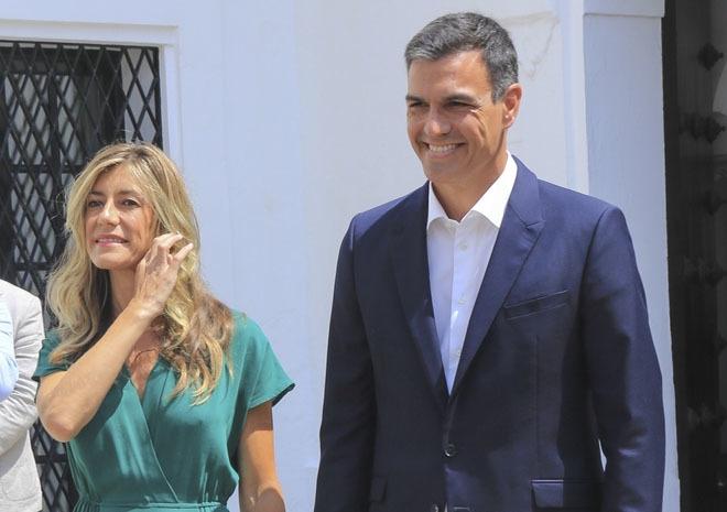 Spanish PM's wife tests positive for coronavirus