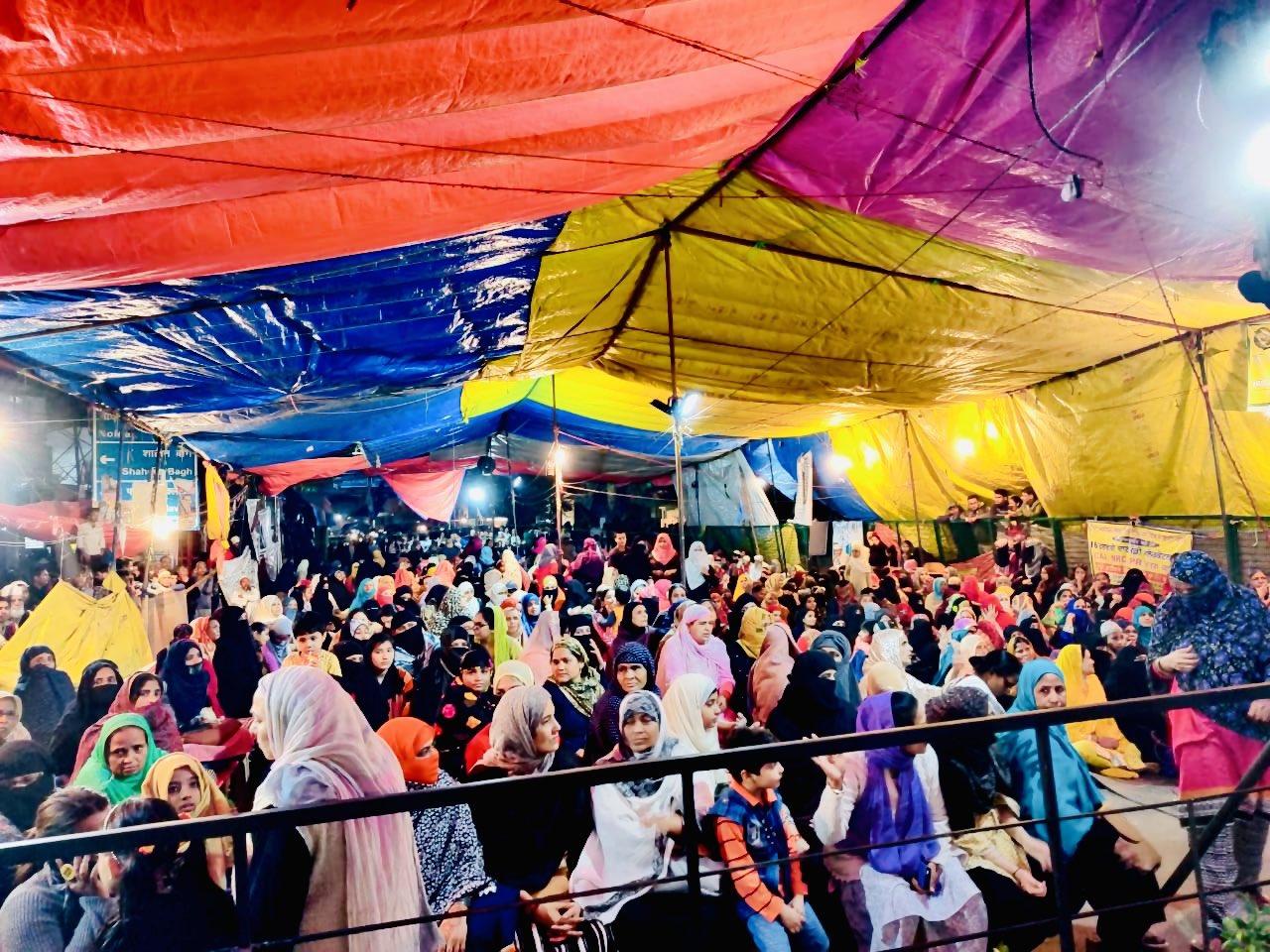 Shaheen Bagh grandmas to defy 'Janata Curfew'