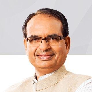 Chouhan sworn in as Madhya Pradesh CM