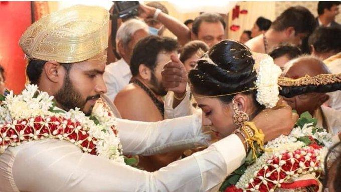 Kumaraswamy son's wedding sparks row over lockdown 'violation'