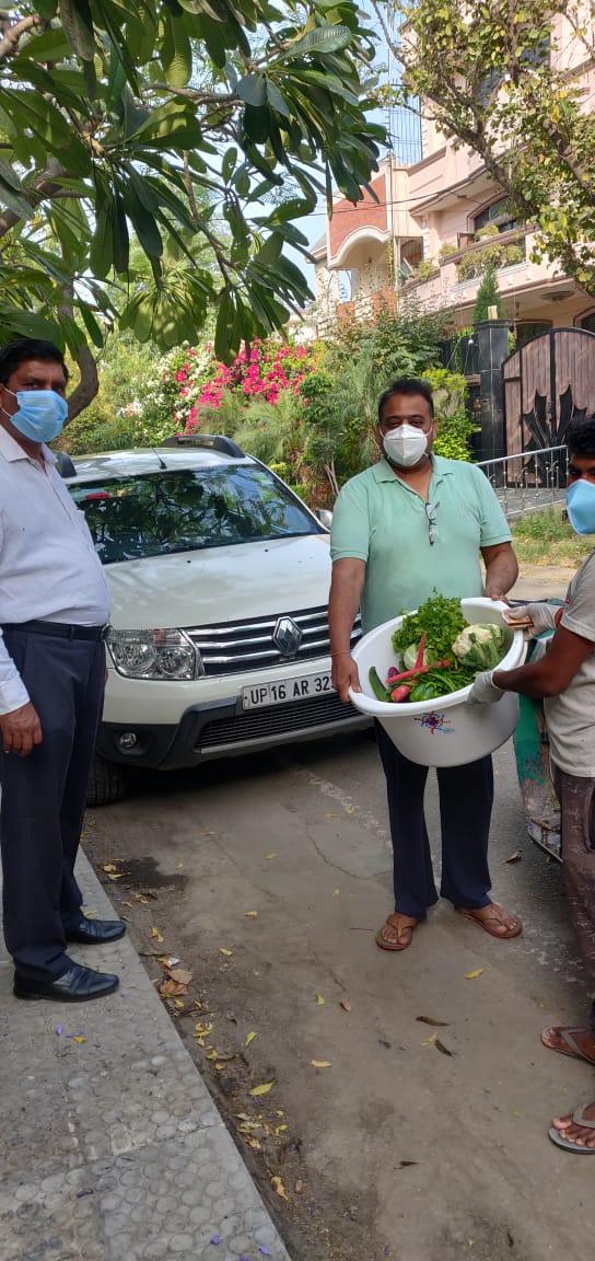 Noida: 40 got corona infection from UK-based auditor