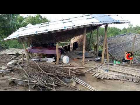 ত্রিপুরার গোমতী জেলায় এক পরিবারকে ঘর লকডাউন সময়ে উচ্ছেদের অভিযোগ