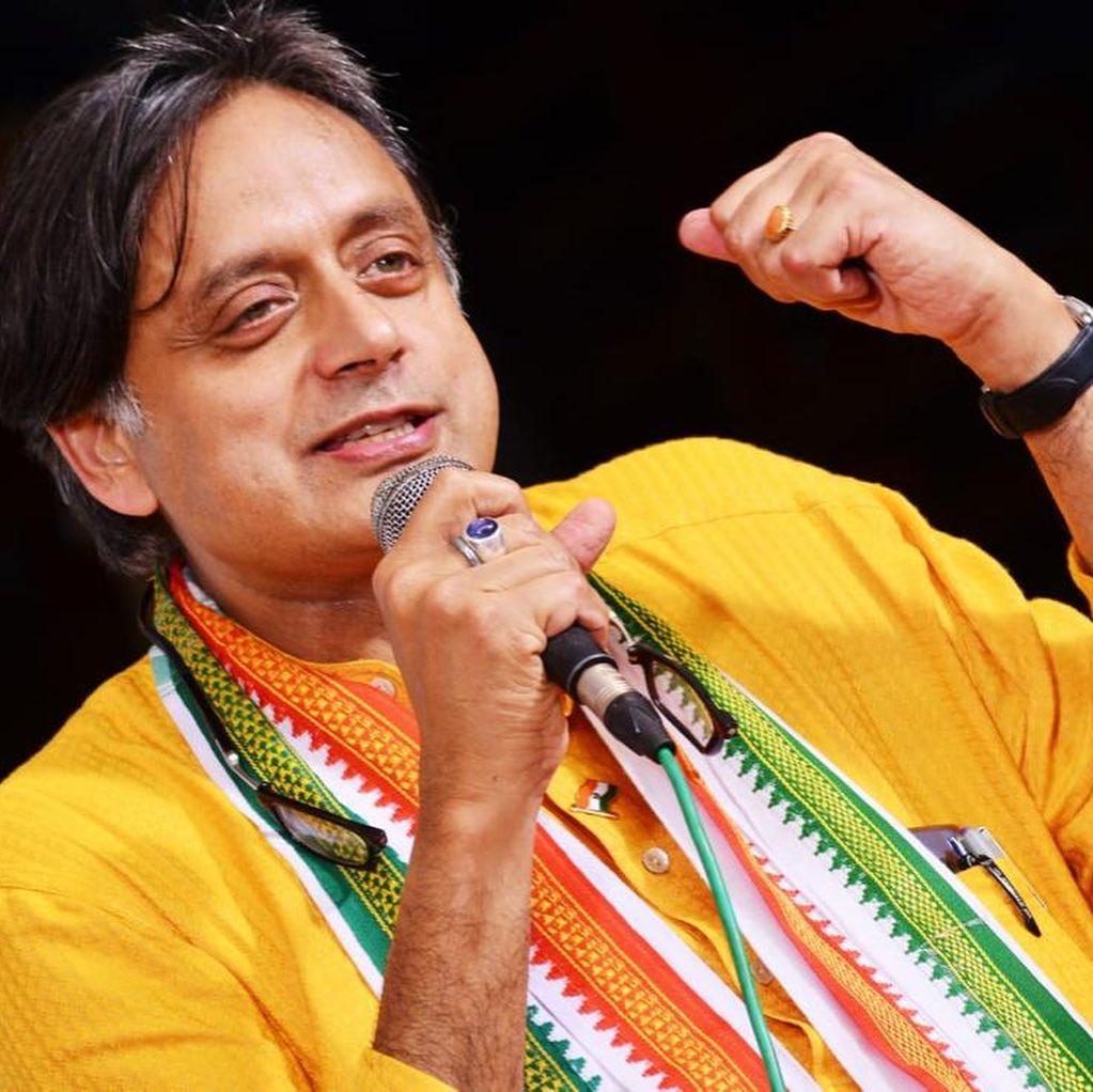 Aarogya Setu will play into an unfolding narrative of greater governmental control: Shashi Tharoor