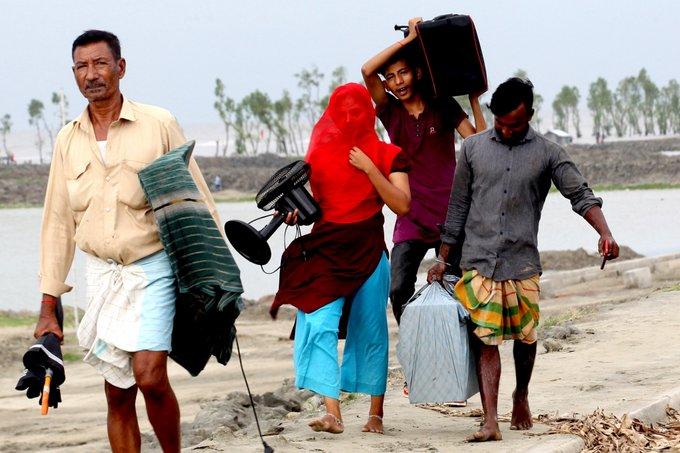 Bangladesh  incurs loss worth $129 mn due to Amphan