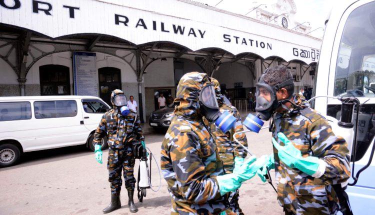 Sri Lanka on right track to contain COVID-19: WHO