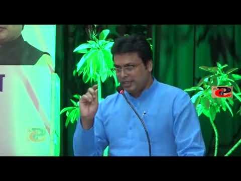 Bengal MLA was 'killed' as he joined BJP: Tripura CM